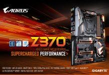 Gigabyte meluncurkan Z370 Aorus Gaming Series