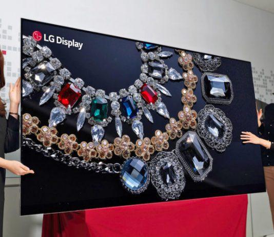 TV OLED 88 Inch dengan Resolusi 8K dari LG