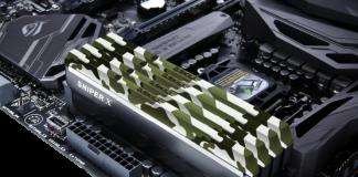 Sniper X DDR4 Memory Kit
