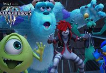 trailer terbaru kingdom hearts 3