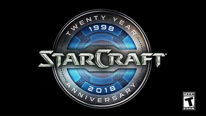 20 tahun starcraft