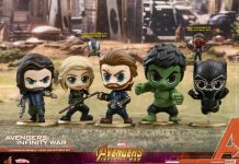 cosbaby avengers : IW phase 1