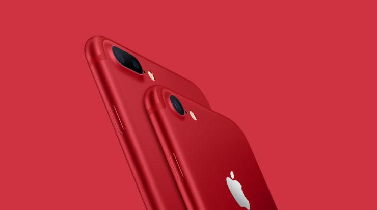 iPhone 8 Merah