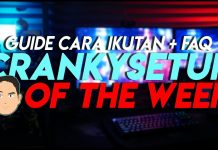 crankysetup of the week