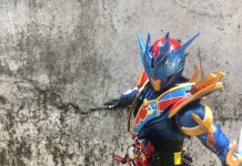 kamen rider great cross-z
