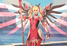 pink mercy skin