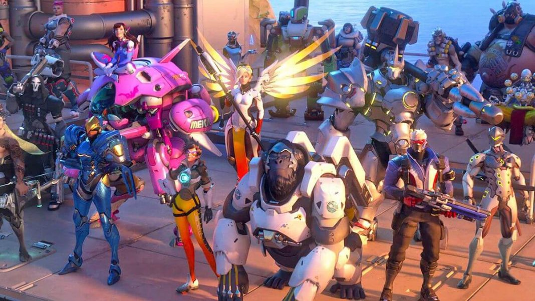 Overwatch 2nd Anniversary