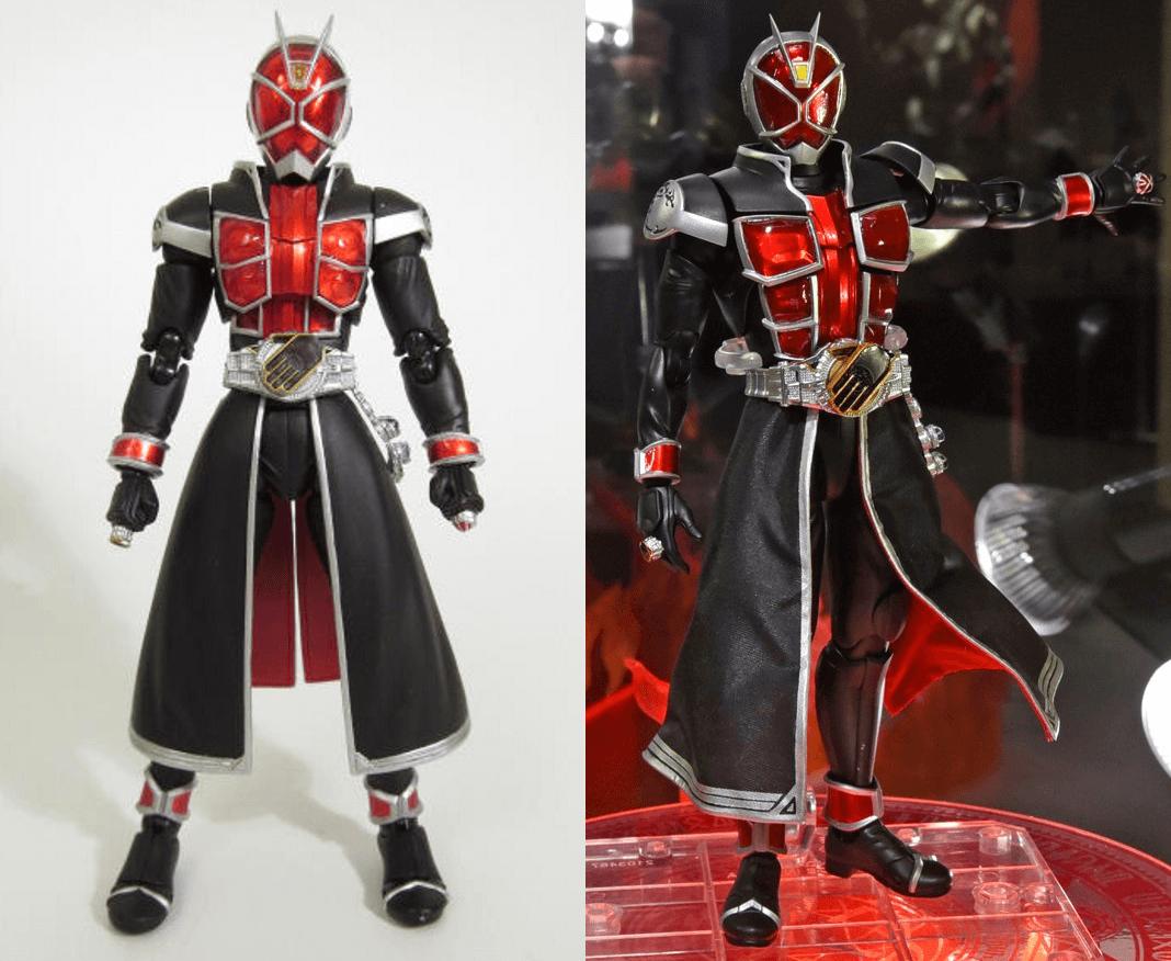 SHF Kamen Rider Wizard Renewal
