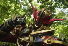 Kamen Rider Build 41 Review