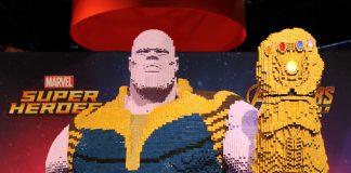 Lego Thanos SUPER BESAR