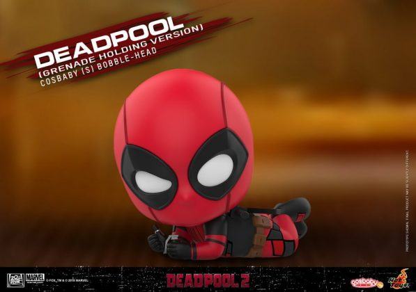 Cosbaby Deadpool 2