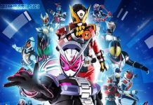 First Look Kamen Rider Zi-O