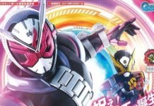Senjata dan Driver dari Kamen Rider Zi-O