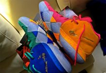 Pemain 2K Mendapatkan Sepatu Nike
