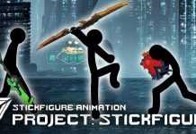 PROJECT: STICKFIGURE