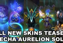 Skin Terbaru League of Legends