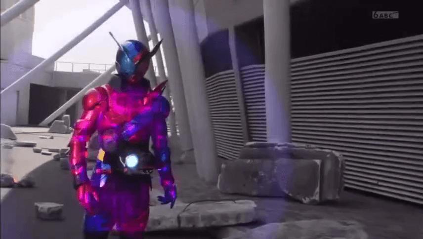 Kamen Rider Build episode 42