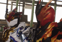 Kamen Rider Build Episode 43
