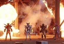 Kamen Rider Build Episode 44 Review