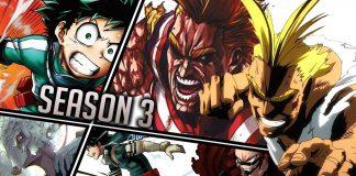 Boku No Hero S3