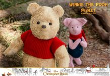 hot toys winnie the pooh