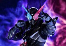 SHF Kamen Rider Build Hazard