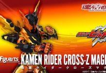 SHF Kamen Rider Cross-Z Magma