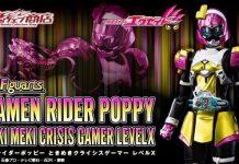 S.H.Figuarts Kamen Rider Poppy