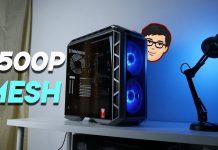 h500p mesh