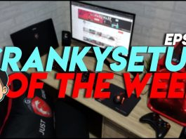 CrankySetup of The Week Episode 16