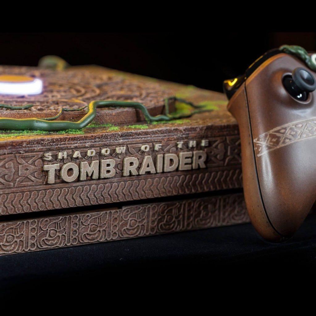 XB1X Shadow of Tomb Raider