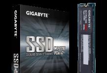 gigabyte meluncurkan ssd nvme
