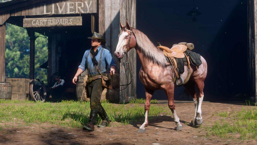 Red Dead Redemption 2 akan Memiliki 19 Jenis Kuda