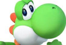 Judul dari Game Yoshi