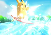 Trailer Terbaru Pokemon Let's Go