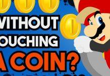 Menamatkan New Super Mario Bros. U tanpa Menyentuh Koin