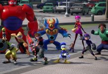 Trailer Terbaru dari Kingdom Hearts III