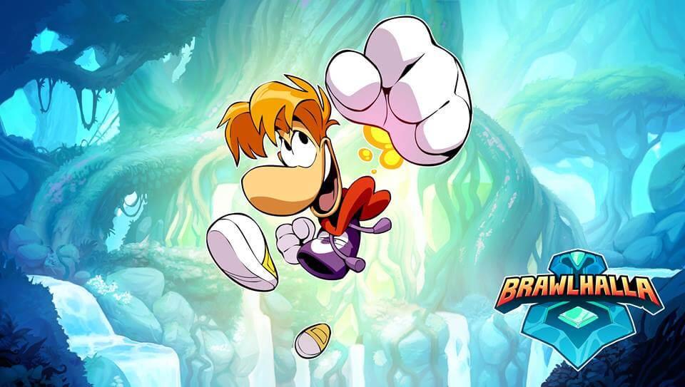 Rayman akan Bertarung di Brawlhalla