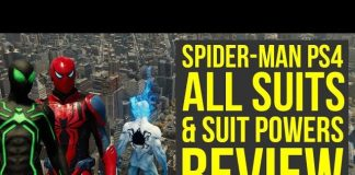 Semua Suit Spiderman