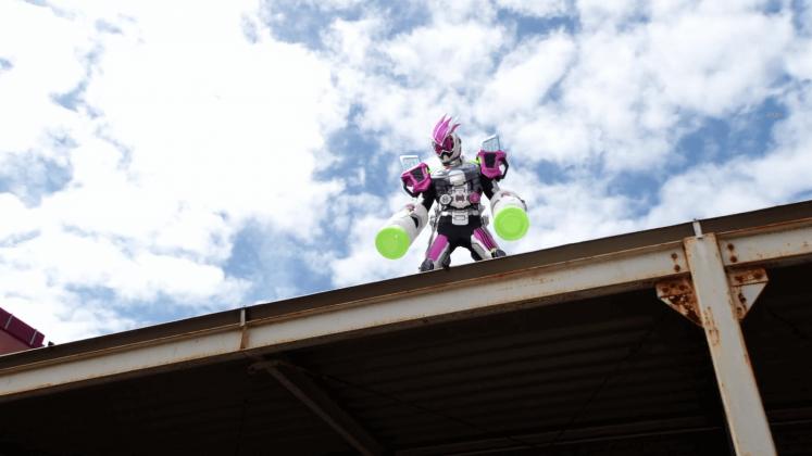 Kamen Rider Zi-O Episode 04