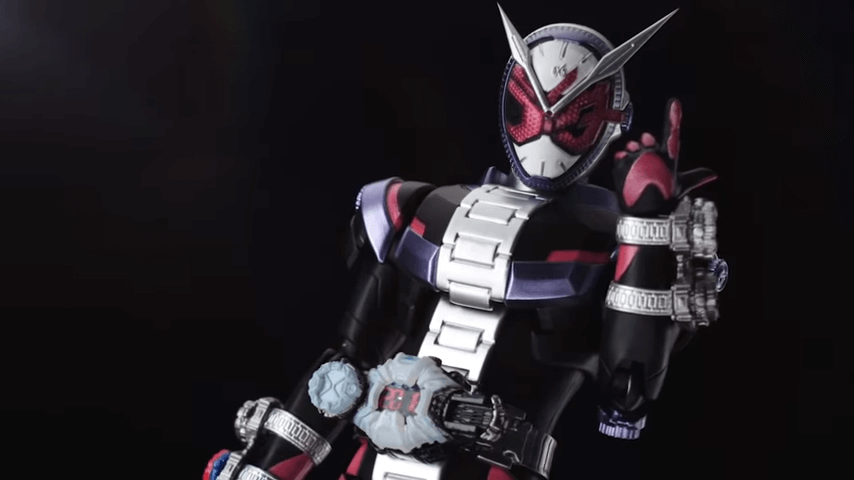 S.H.Figuarts HEISEI RIDERS RISING PROJECT Phase 2