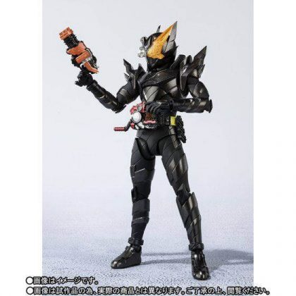 SHF Kamen Rider Build Hazard Form
