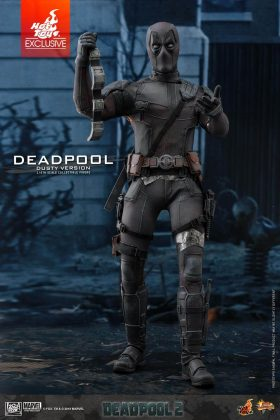Hot Toys Merilis Dusty Deadpool