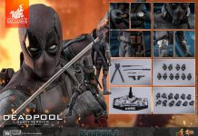 Hot Toys Merilis Dusty Deadpool