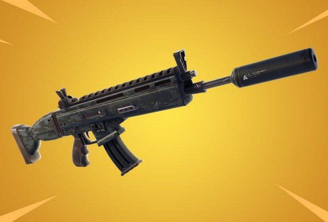 Senjata dari Game Fortnite