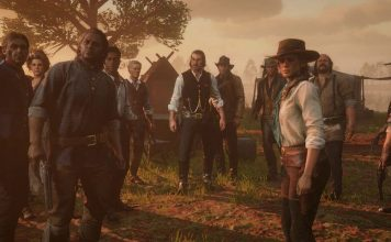 Gameplay Red Dead Redemption 2
