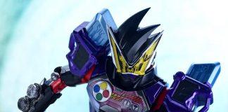 S.H.Figuarts Kamen Rider Geiz Genm Armor
