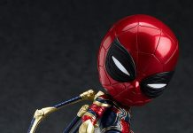 Nendoroid Spider-Man: Infinity Edition