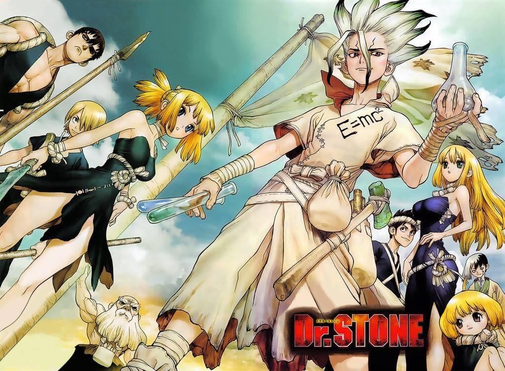 Manga Dr. Stone