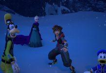 Game Kingdom Hearts 3